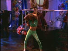 Danseuse tr�s souple