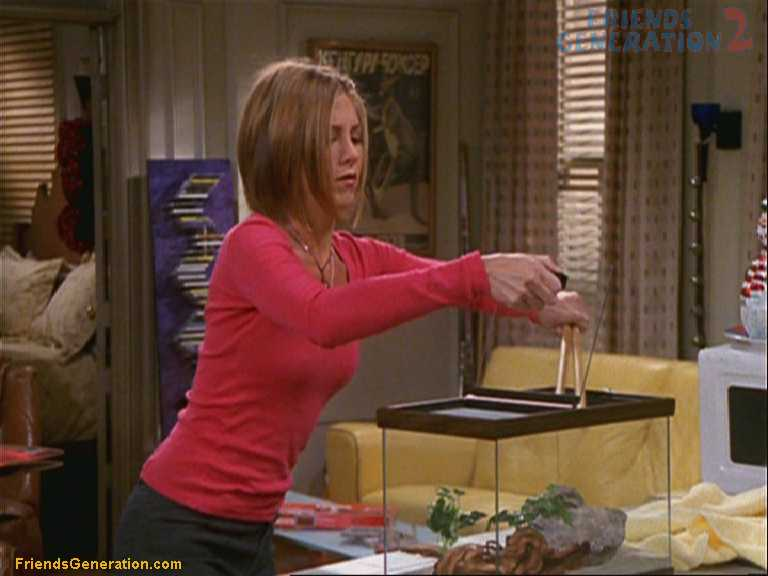 jennifer aniston friends season 7. Jennifer Aniston's Friends hairstyle